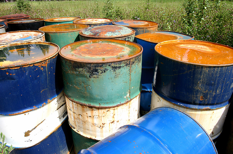 Waste Oil Waste Oils Oil Contaminated