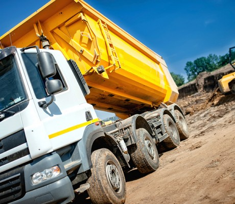Muck Away Tipper Service