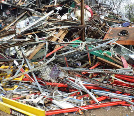 Scrap and Metal recycling