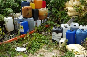 hazardous waste collection, Coventry